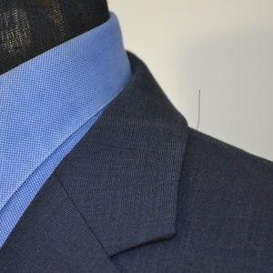 Jos. A. Bank Suits & Blazers - Jos A Bank 43R Sport Coat Blazer Suit Jacket Blue